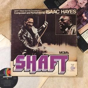 "Isaac Hayes - ""Shaft"" (Soundtrack) Vinyl 2xLP"